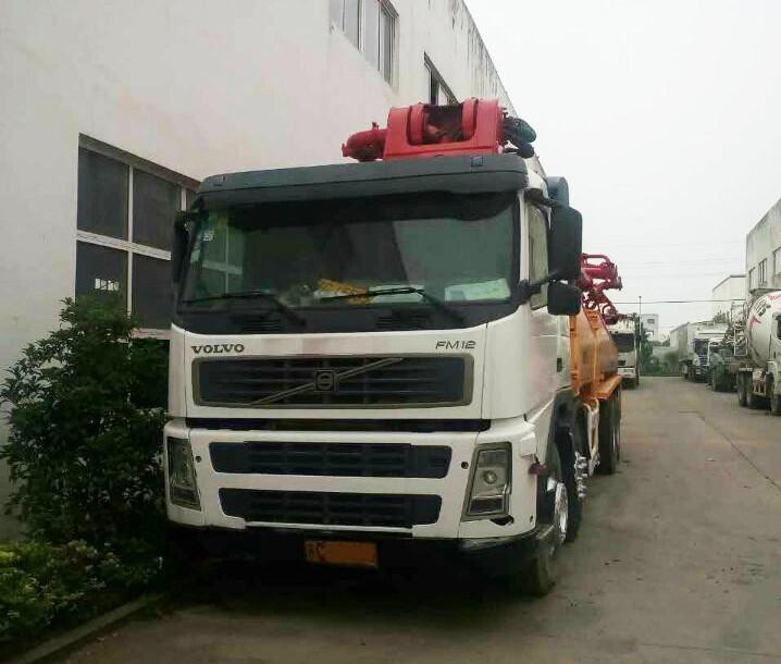 45米泵车