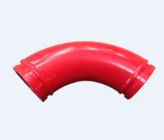 普通双层弯管(125×R27590°)